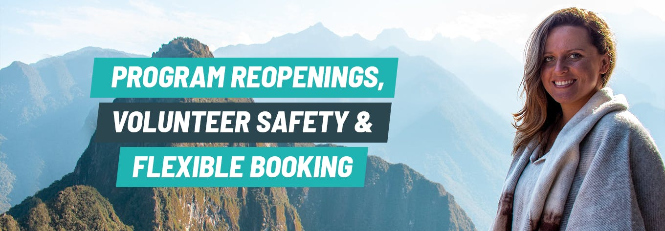 Covid-19: Program Reopenings and Keeping You Safe