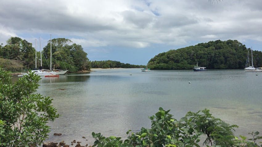 Exploring the nature of Fiji as an IVHQ volunteer