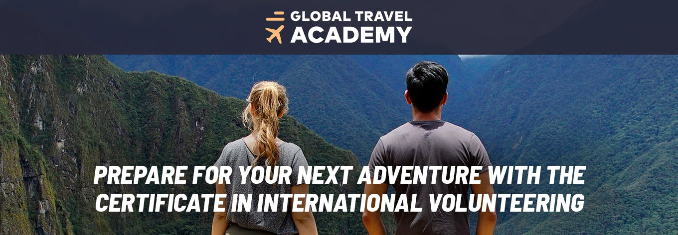 Take a virtual volunteering course from home to prep for your next adventure