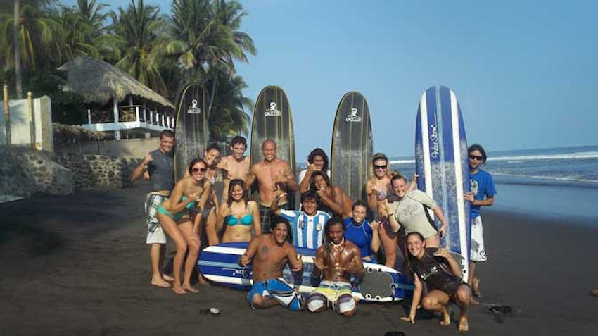 Head to the beaches of El Salvador as an IVHQ volunteer
