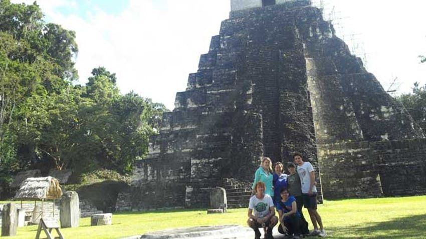 Exploring Mayan Heritage as an IVHQ volunteer