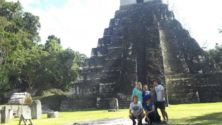 Exploring Mayan Heritage as an IVHQ volunteer