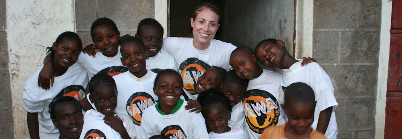 Cara Lawler - 2014 IVHQ Volunteer of the Year