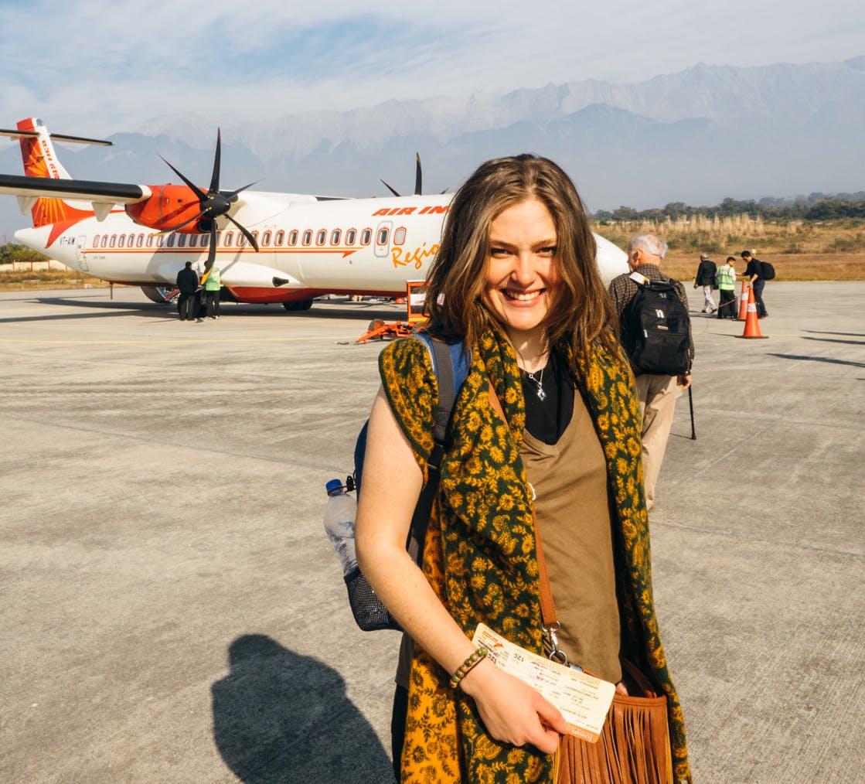 Discounted Humanitarian Flights