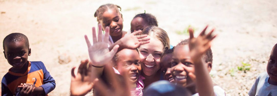 High School Volunteer Abroad