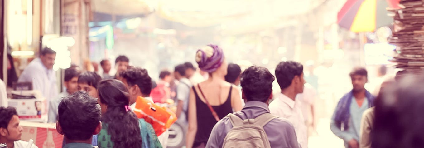 Discover the travel options for IVHQ volunteers in Delhi, India