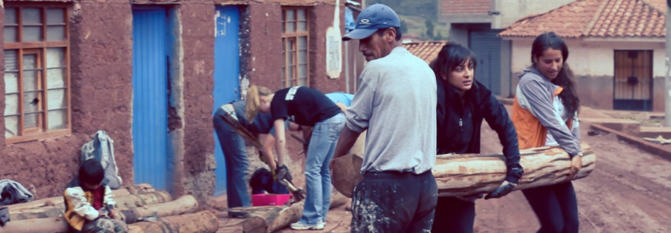 Learn more about becoming a volunteer abroad with IVHQ