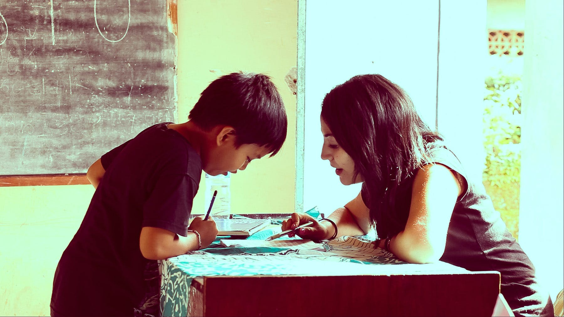 Teaching Volunteer Program Abroad with IVHQ
