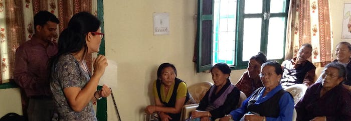 IVHQ Booster Grant Recipient - Tibetan Primary Health Care Centre