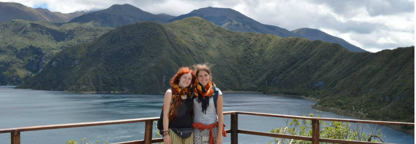 Discover the travel and tour options available to IVHQ volunteers in Ecuador
