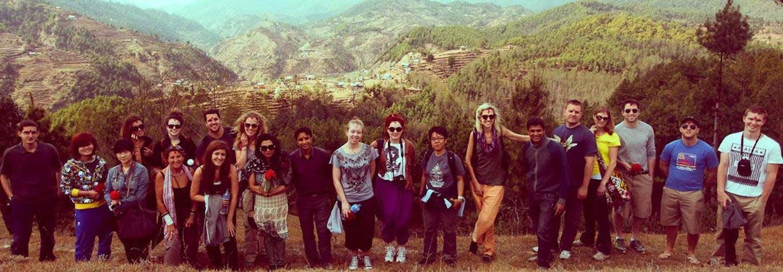 Volunteer Overseas as a Group with IVHQ