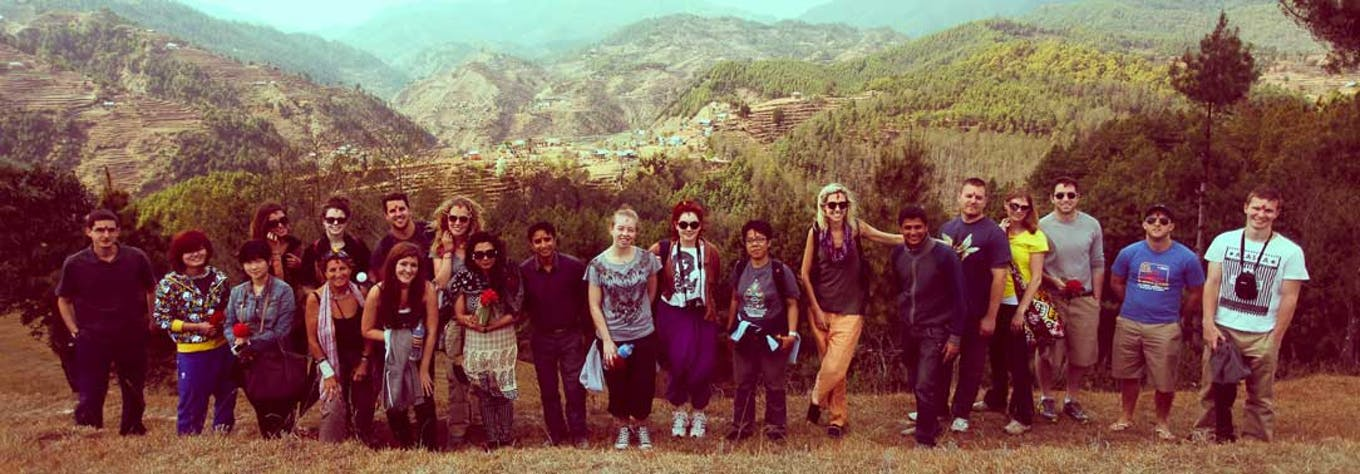 Volunteer Abroad as a Group with IVHQ