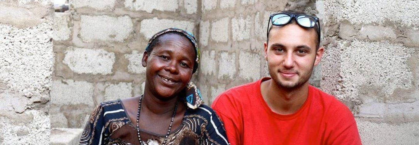 IVHQ Volunteer of the Year 2014 Finalist - Zac Lanza