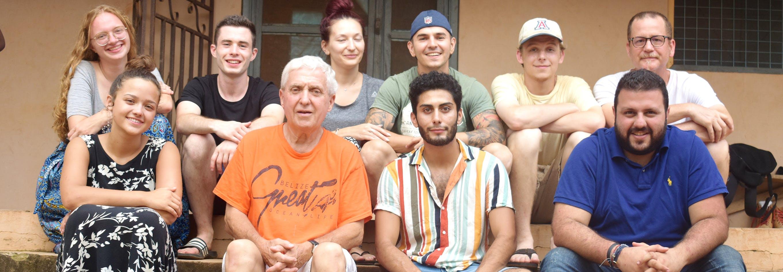 Senior Volunteer Overseas with IVHQ
