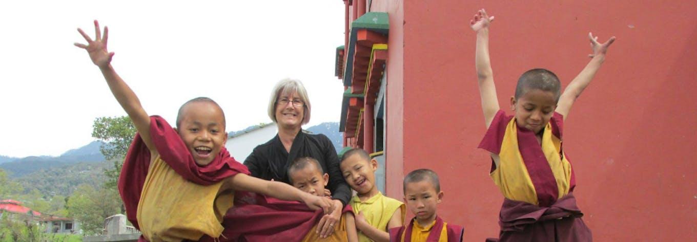 Senior Volunteering Abroad