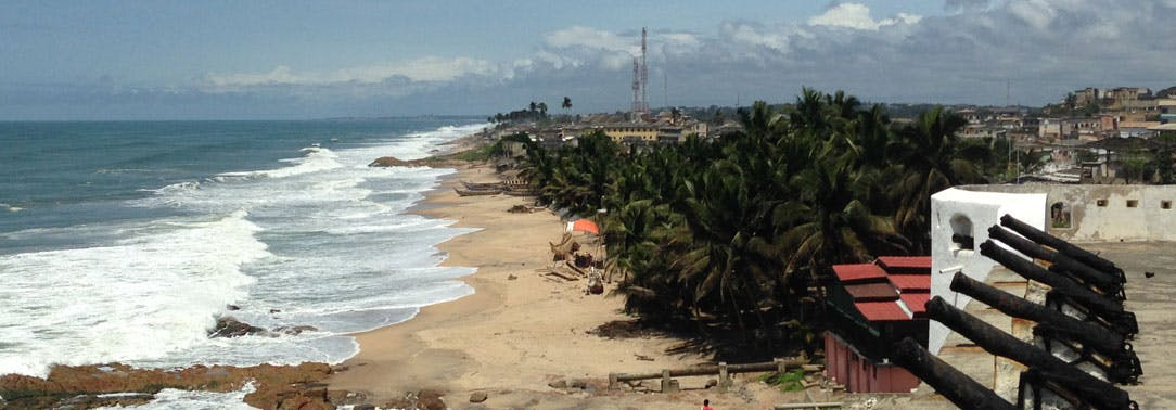 Find out the travel and tour options IVHQ recommend to volunteers in Ghana