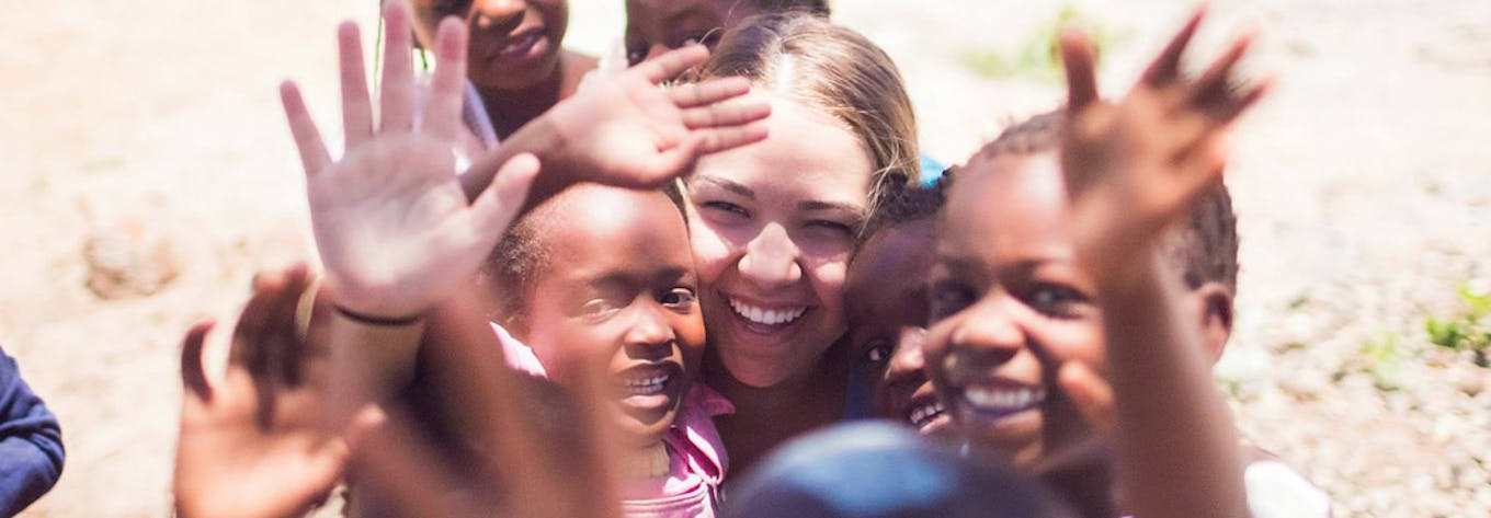 Volunteer fundraising with FundMyTravel and IVHQ