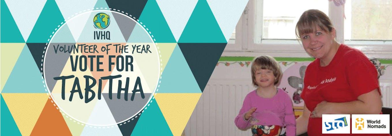 IVHQ Volunteer of the Year Finalist - Tabitha Ramminger