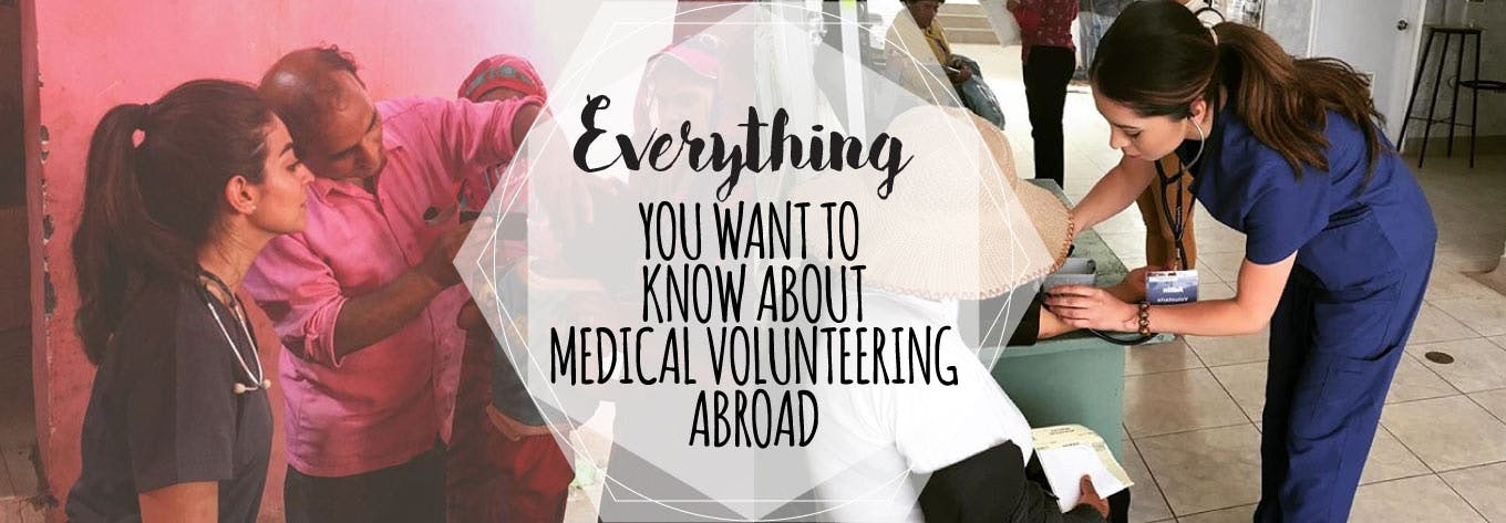 IVHQ Webinar: Everything You Want To Know About Medical Volunteering Abroad