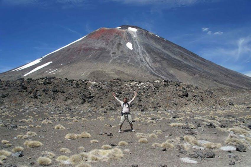 Hiking as an IVHQ volunteer in New Zealand