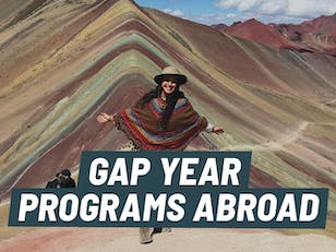 best gap year volunteer programs
