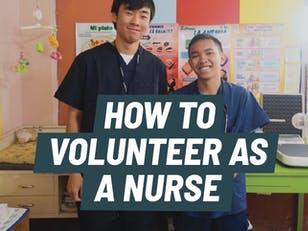 Nurse volunteer abroad programs