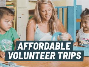 Affordable volunteer abroad programs