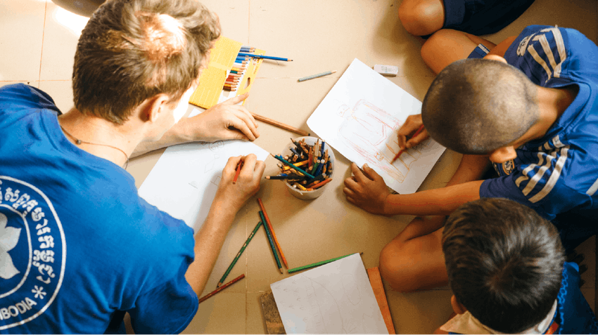 Volunteer information for Parents - Volunteers in Cambodia