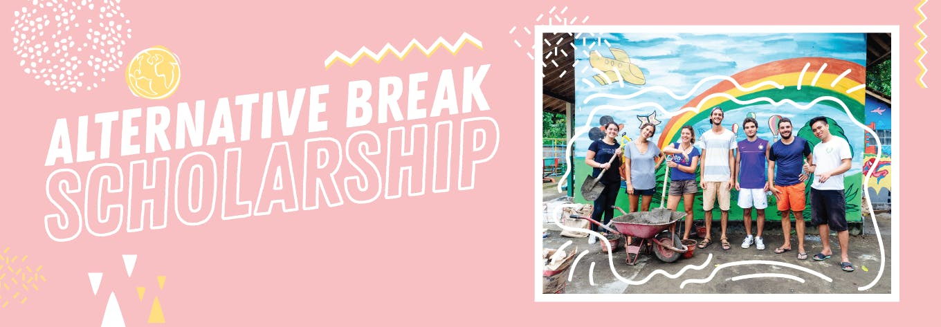 Applications now open for the IVHQ Alternative Break Scholarship!