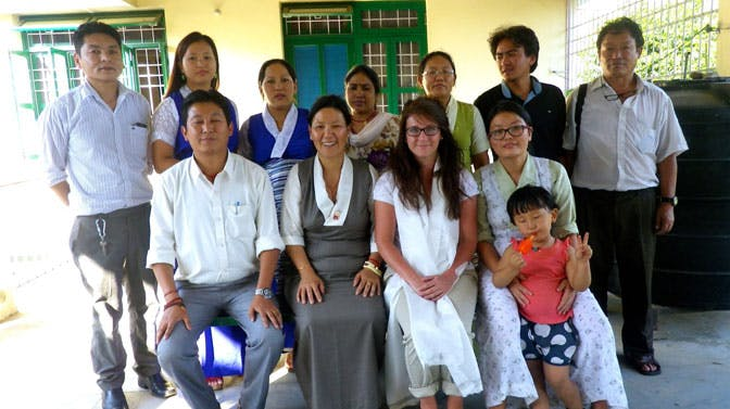 Tibetan Primary Health Care Centre in Bir - IVHQ Booster Grants