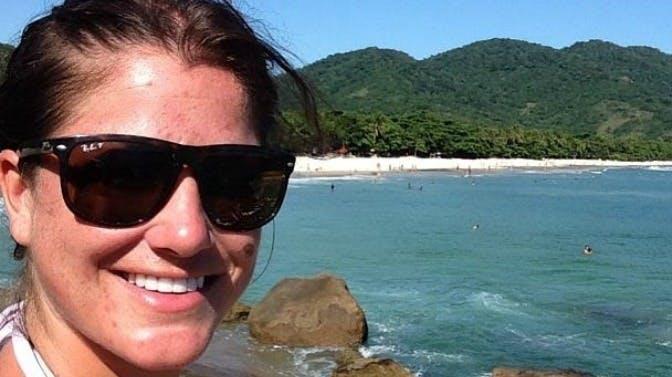 Visiting Ilha Grande as an IVHQ volunteer in Brazil