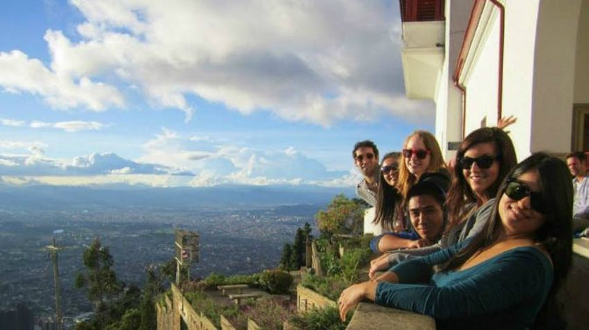 Visit Cerro de Monserrate as an IVHQ volunteer