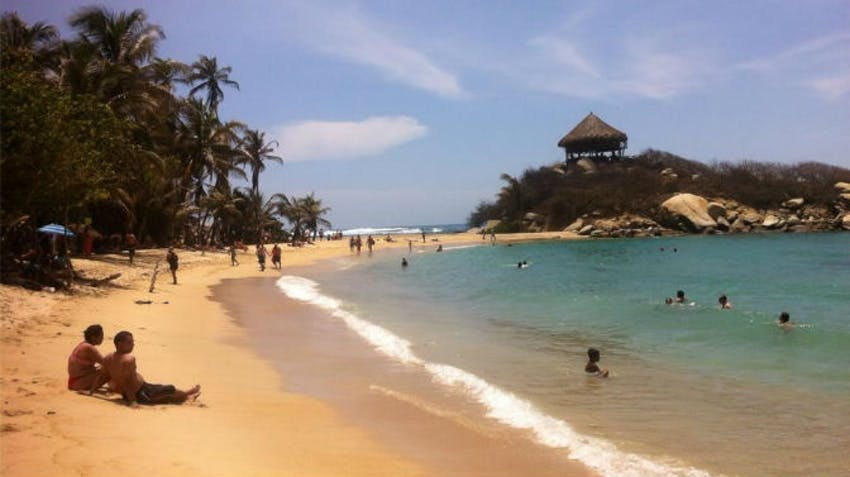 Visit Tayrona as an IVHQ volunteer in Colombia