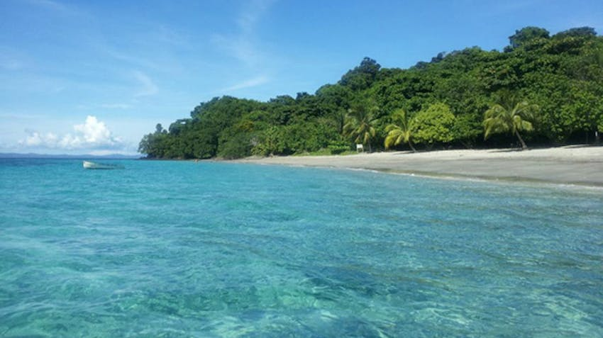 The beaches of Madagascar on the IVHQ Eco Adventure Tour