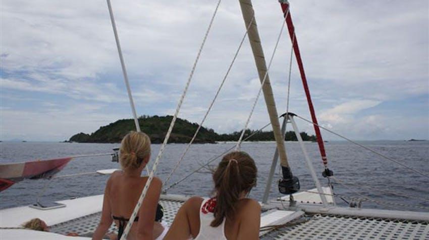 IVHQ Madagascar Eco Adventure Tour on a Boat