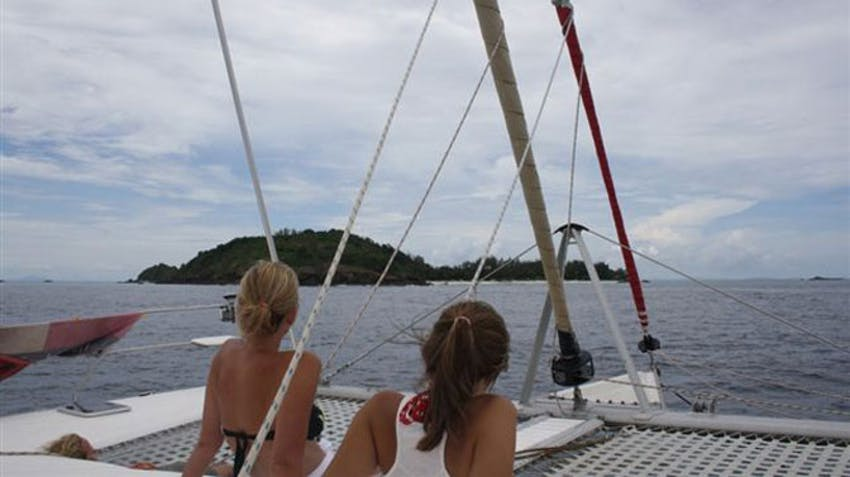 IVHQ Madagascar Eco Adventure Tour on a Boat