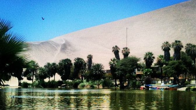 Explore Huacachina as a volunteer with IVHQ in Cusco, Peru