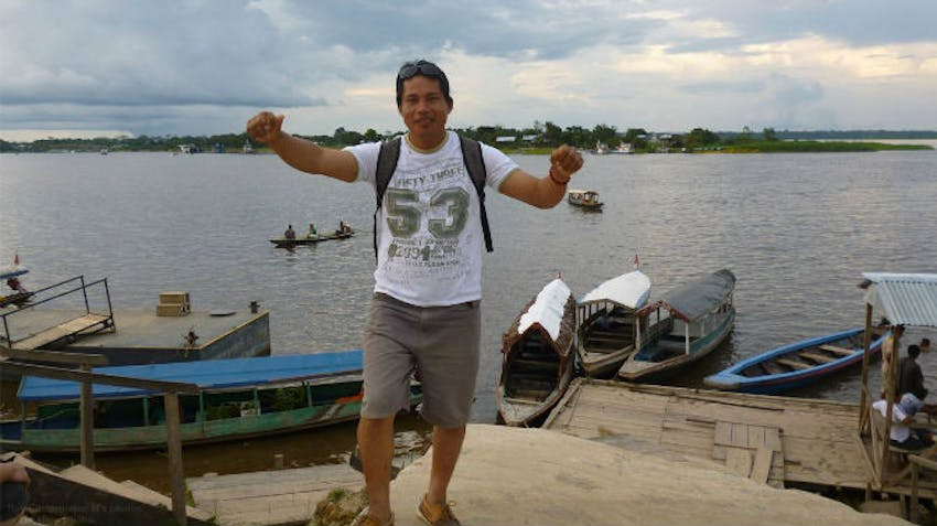 Take a trip down the Amazon during the weekend as an IVHQ volunteer
