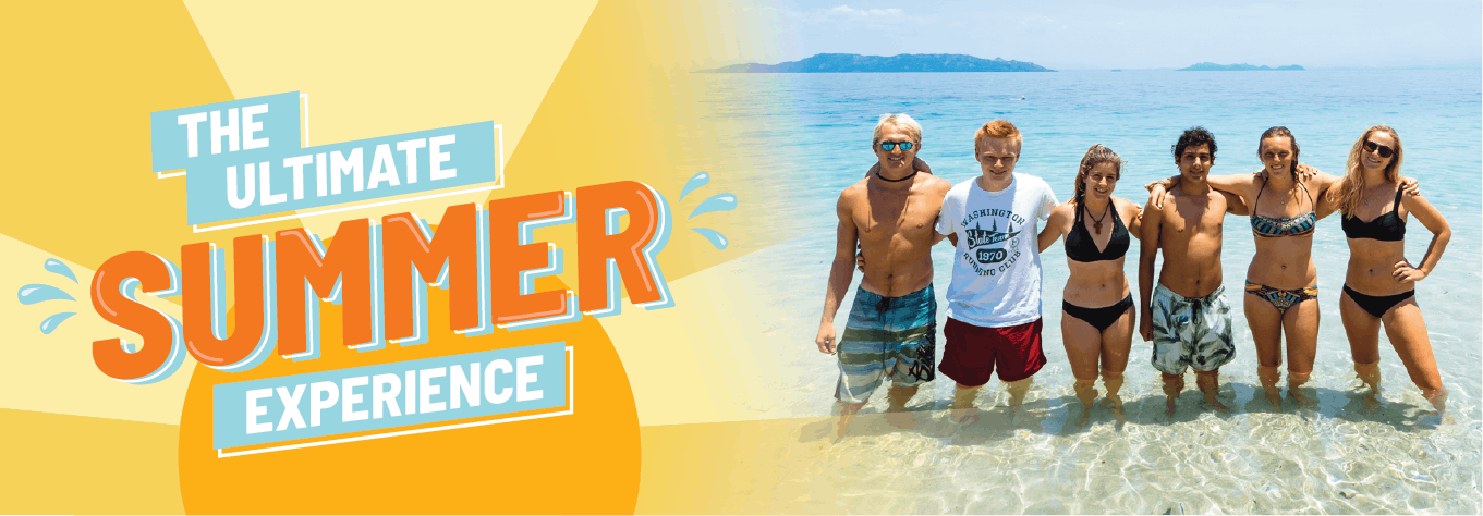Find out about IVHQ Summer Experience