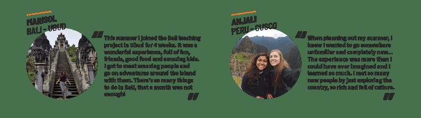 IVHQ Summer Experience Testimonial