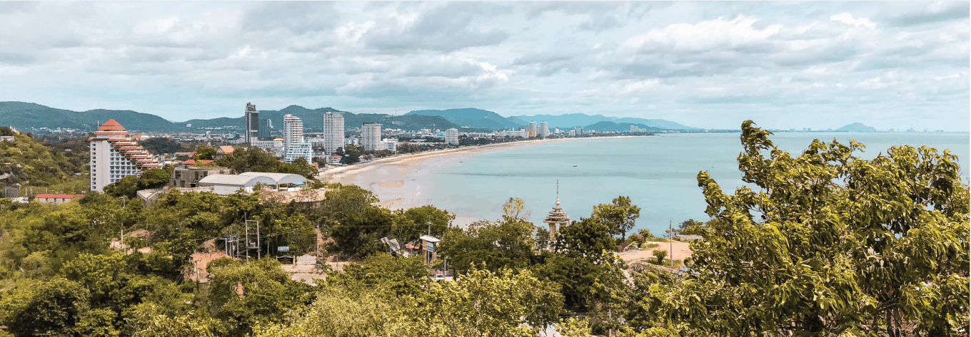 Thailand - Hua Hin Travel and Tour options with IVHQ