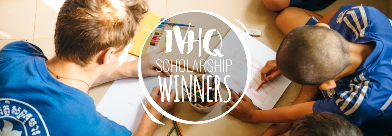 Meet the winners of IVHQ Volunteer Abroad Scholarships