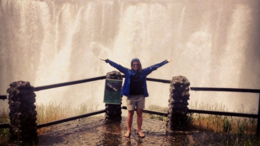 Visit Victoria Falls in Zambia with IVHQ