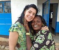 IVHQ Volunteer of the Year finalist Janet Patry