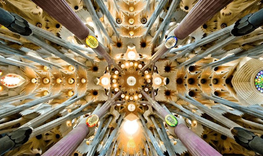IVHQ Travel and Tours in Barcelona - La Sagrada Familia