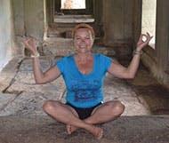 IVHQ Volunteer of the Year finalist Lenore Klumpp