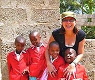 IVHQ Volunteer of the Year Finalist - Linda Kinnell
