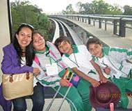 IVHQ Volunteer of the Year finalist Monica Sepulveda