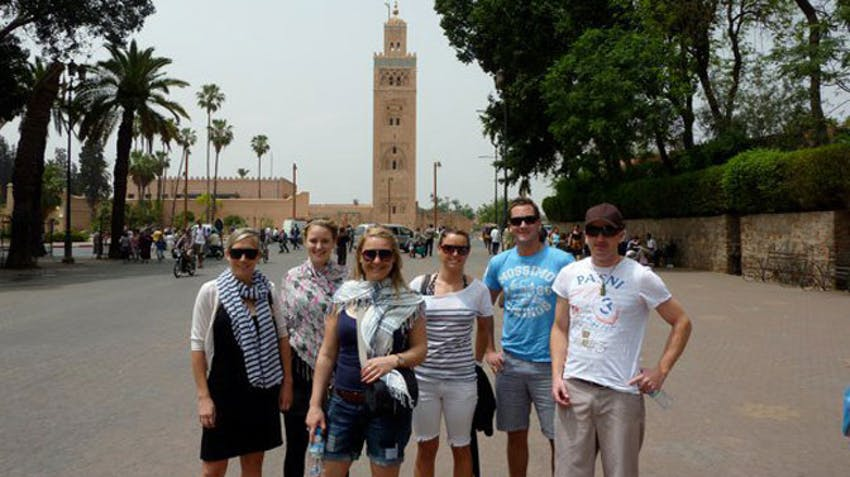 Take a trip to Marrakech as an IVHQ volunteer in Morocco