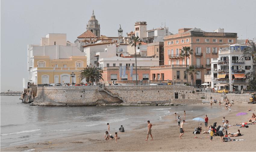 IVHQ Volunteer Travel and Tours in Sitges, Spain
